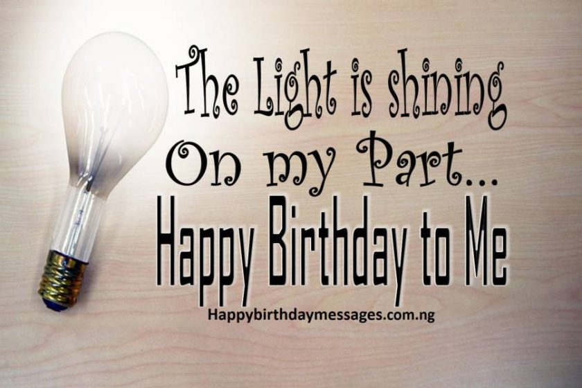 2020 Top Inspirational Birthday Poems for Myself - Happy ...
