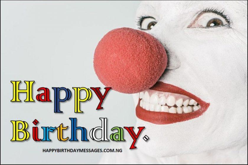 Crazy Birthday Wishes
