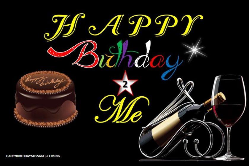 Awe Inspiring 2020 Heartfelt Birthday Wishes To Myself Happy Birthday Messages Personalised Birthday Cards Bromeletsinfo
