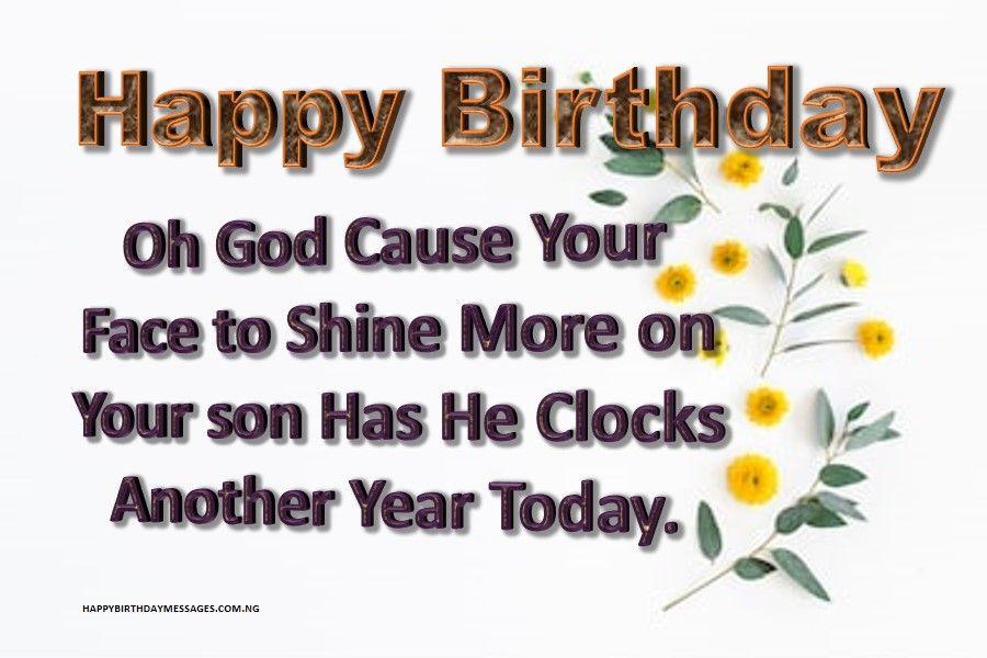 Birthday Prayer for Boyfriend